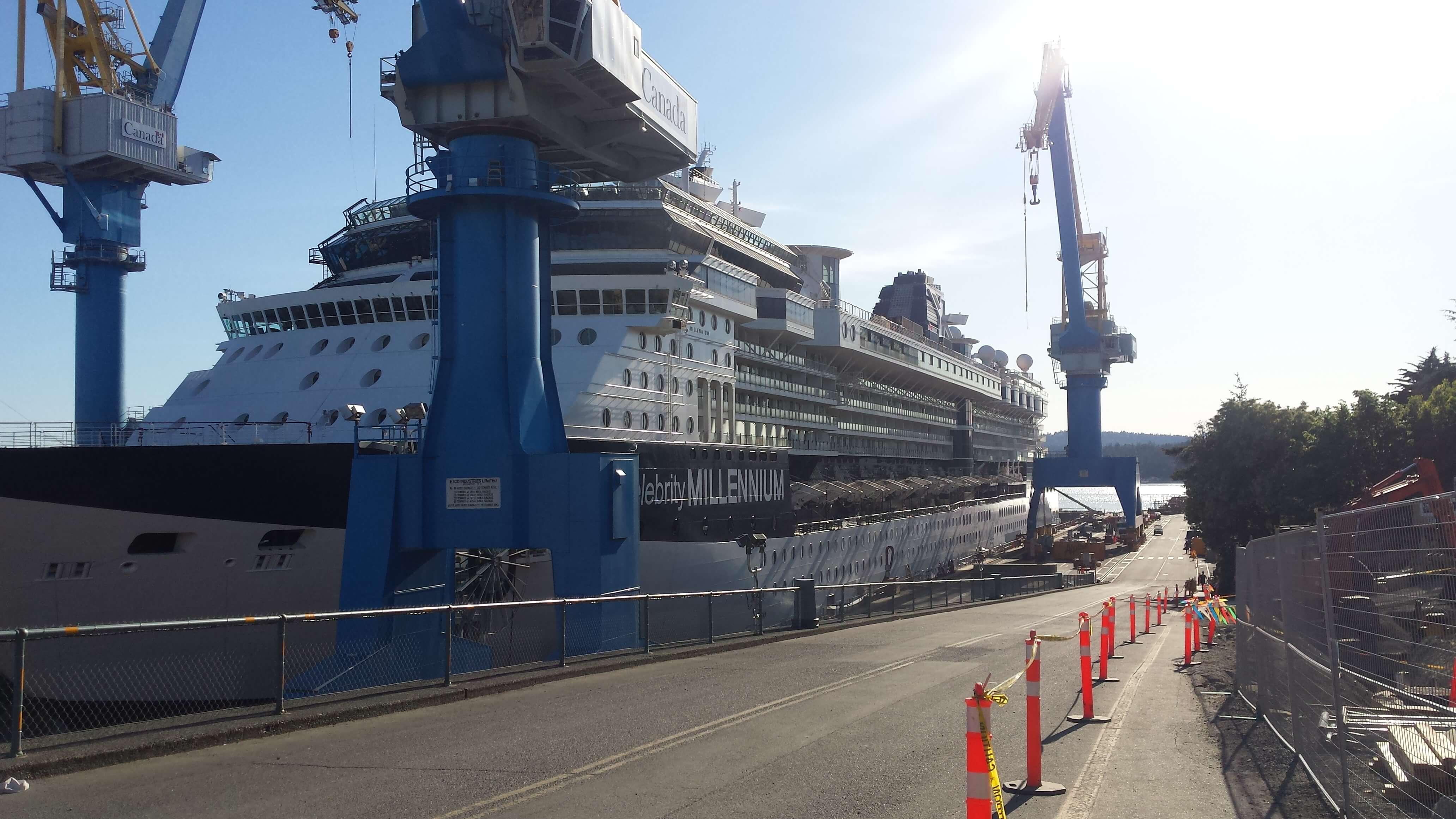 Κρουαζιερόπλοιο Celebrity Millennium